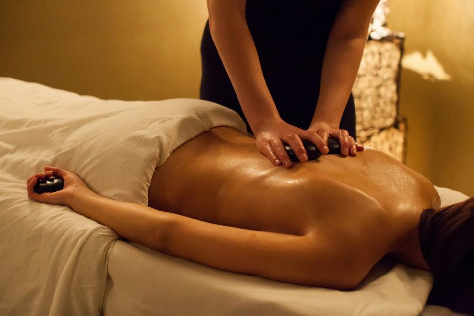 Hot Girl Full Body Massage